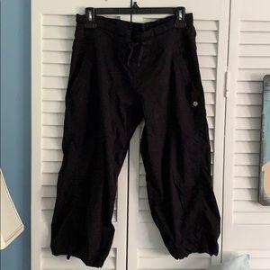 LULULEMON Dance Studio Crop Pants